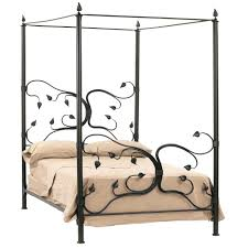 japanese queen bed frame black polished wrought iron king bed with