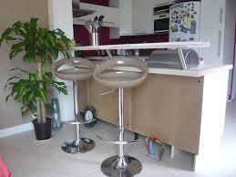 plan de travail sur pied cuisine plan de travail avec pied cheap table cuisine plan de travail
