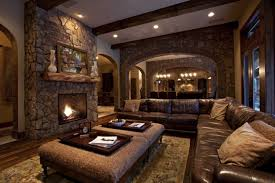 rustic livingroom rustic living room designs