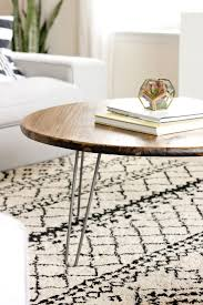 round hairpin coffee table 25 best hairpin table legs images on pinterest home ideas hairpin