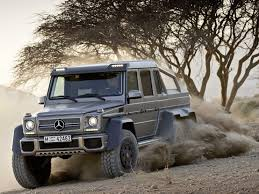 mercedes pickup truck 6x6 here u0027s the 6 wheeled monster mercedes that will battle dinosaurs