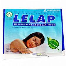 Obat Lelap lelap isi 4 tab goobat