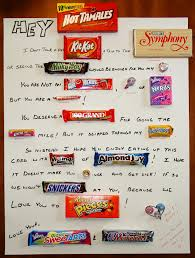 candy bar poster ideas with clever sayings candy bar posters