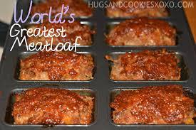 mini meatloaf cooking light mom s famous meatloaf
