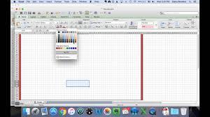 excel floorplan tutorial youtube