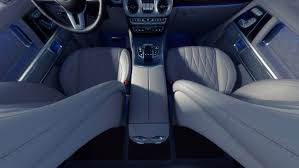 mercedes benz g class interior 2015 2019 mercedes g class interior revealed more space more luxury
