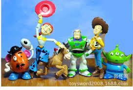 aliexpress buy free shipping 6pcs toy story cartoon pvc
