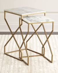 Outdoor Furniture Table by Marble U0026 Mirrored Coffee Tables At Neiman Marcus Horchow
