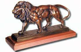 barye lion sculpture barye lion bronze statue by wally shoop