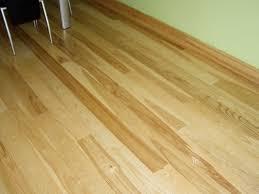 prime solid ash flooring