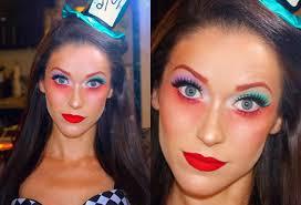 Halloween Makeup For Dark Skin by The U0027mad Hatter U0027 From Alice In Wonderland Halloween Makeup