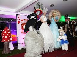 alice in wonderland theme party in milton keynes northampton