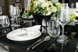 posizione bicchieri in tavola la posizione dei bicchieri diredonna