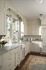 Gray Cabinets With White Countertops Kitchen Delightful White Kitchen Cabinets With Gray Granite