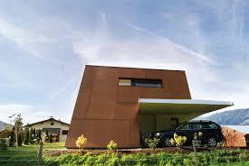 interior fantastic living space design with irregular shape