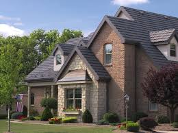 metal roof on houses pictures