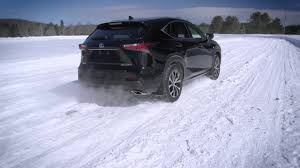 lexus rx400h best tires winter tires vs all season tires lexus nx youtube