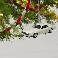 classic car christmas ornaments rainforest islands ferry
