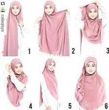 tutorial hijab syar i untuk pengantin video tutorial hijab modern syar i ala lyra virna