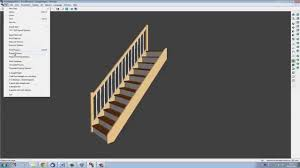 stair design software quick and easy design with stairdesigner