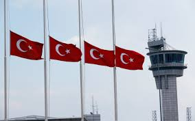 Should Flags Be At Half Mast How To Defeat Terrorism Intelligence Integration And Development