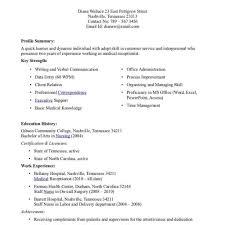 resume for office office administrator resume sle itacams d0db060e4501
