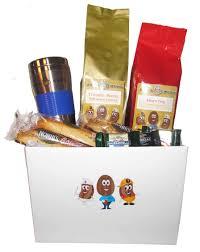 Coffee Gift Basket Ems Coffee Gift Basket Java Medic Coffee