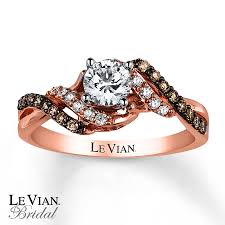 levian wedding rings le vian engagement ring 3 4 ct tw diamonds 14k strawberry