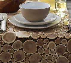 reclaimed teak branch table runner placemats and coasters the reclaimed teak branch table runner placemats and coasters