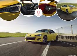 subaru yellow 2017 subaru brz series yellow caricos com