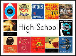 books for graduates high school the best books to read in high school book scrolling