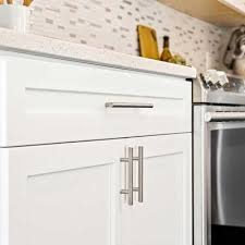 kitchen cabinets with silver handles 30 pack silver european t bar kitchen cabinet handle ls201bss
