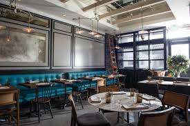 Interior Designer In Los Angeles by Restaurant Design Featuring L A Restaurants Tower Bar Polo