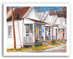 shotgun house shreveport la shotgun house art shotgun alley
