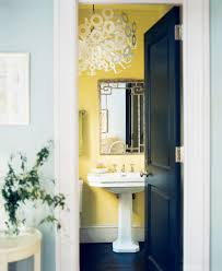 Bright Yellow Bathroom by Our Favorite Bathroom Paint Color Ideas Benjamin Moore Small