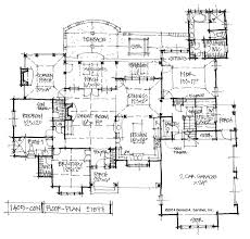Donald Gardner Floor Plans Small Craftsman House Plan On The Drawing Board 1405