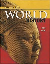 high school history book high school world history 2014 pearson student edition survey