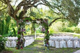 free wedding venues in jacksonville fl buckingham florida wedding at buckingham community center by set