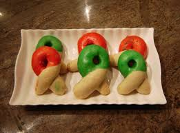 italian knot cookies by diane love to bake youtube