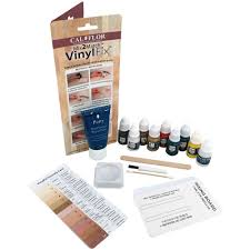 Laminate Floor Scratch Repair Calflor Vinylfix Vinyl Flooring Repair Kit Fl49106cf The Home Depot