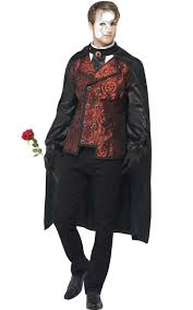 phantom of the opera men u0027s costume masquerade halloween costume