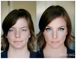 Eyebrow Tattoo Before And After Before U0026 After U2039 Portland Wedding Makeup Artist