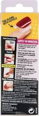 halloween impress nails impress press on manicure short length 24 ct walmart com