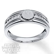 Star Wars Wedding Rings by Jewelry Rings Kay Star Wars Womens Ring Ct Tw Diamonds Sterling
