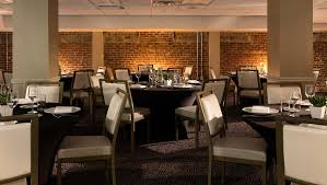 Carlyle Dining Room Set Event Venues Packages Kimpton Carlyle Hotel