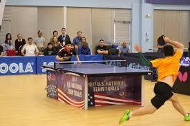 triangle table tennis nc table tennis programs