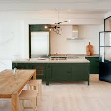 industrial kitchen islands natural and plain traditional kitchen design matte green kitchen