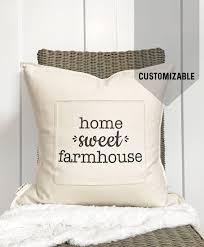Home Sweet Home Decor Sapona Linen Pillow In Black Chenille Minimalist Modern Home