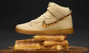 when was the made the nike shoe was made in a waffle iron historybuff the