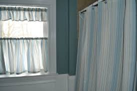 Matching Bathroom Window And Shower Curtains by Shower Curtains With Valance Matching Window Curtains